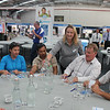 Tuesday heats of the 2014 Orica NSW Water Taste Test - WIOA's Sherryn pouring a sample