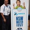 2014 Orica NSW Water Taste Test - Oricas Herman D'Souza