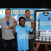 IXOM NSW 2016 Water Taste Test – Winner - Nambucca Shire Council, Vipuli dons the jumper