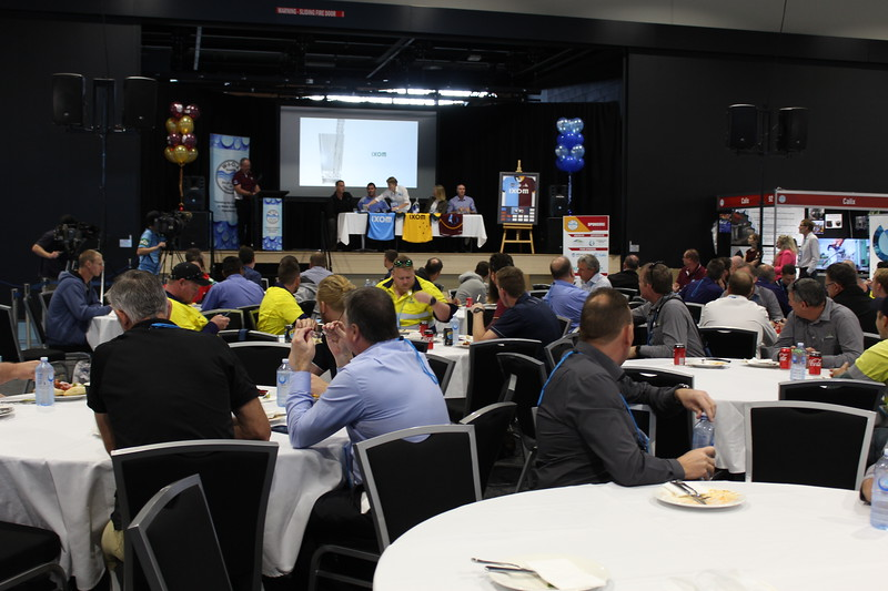 The 2019 Ixom Water of Origin is underway at the WIOA Queensland Water Industry Operations Conference & Exhibition in Bundaberg