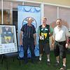Winners from Ben Lomond Water - LR Chris Hall, Garry Lanham & Terry Clare