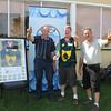 Winners of the Orica Tasmanian Water Taste Test, Ben Lomond Water.