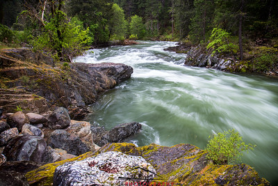 North Yuba River, Downieville CA #4