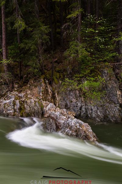 North Yuba River, Downieville CA #3