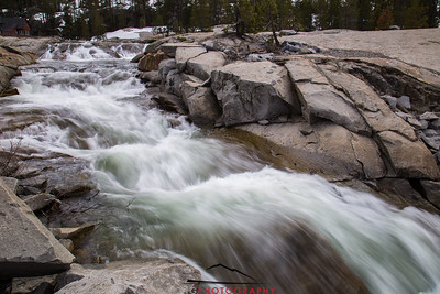 South Fork Yuba River Near Donner Pass #5