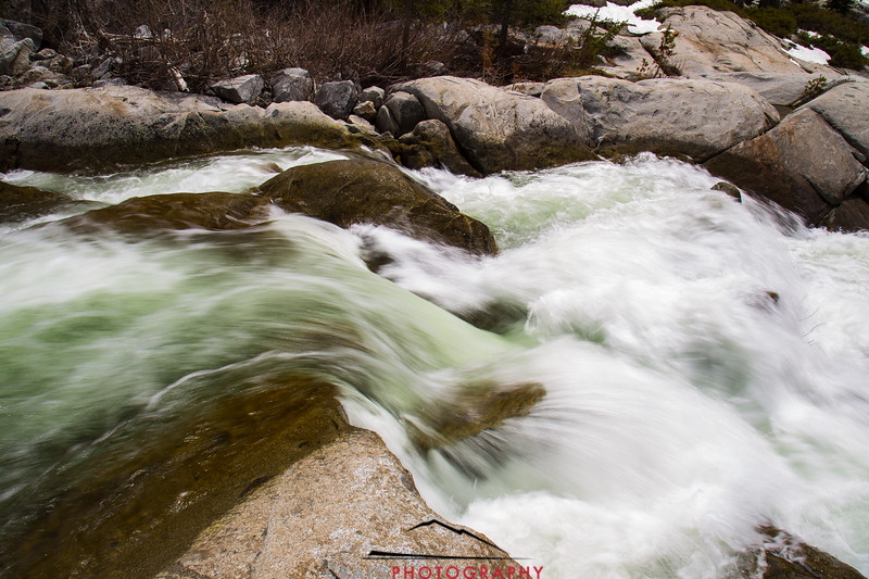 South Fork Yuba River Near Donner Pass #2