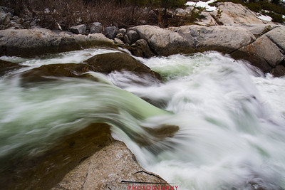 South Fork Yuba River Near Donner Pass #1