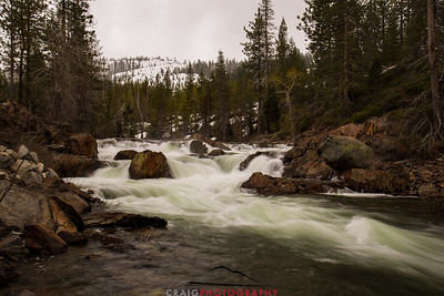 South Fork Yuba River Near Cisco Grove #2