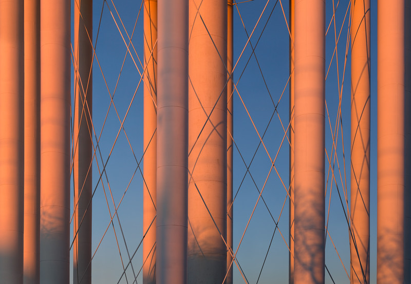 Water Tower Pano 34