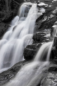 Horseshoe Creek Falls (3/13/2015)