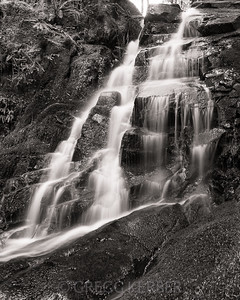 Horseshoe Creek Falls (Lightroom-only edit) (9/30/3012)