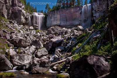 Paulina Falls, Newberry National Volcanic Monument, OR