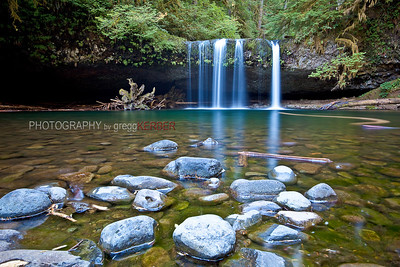 Upper Butte Creek Falls (9/18/2009)
