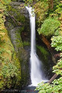 Lower Butte Creek Falls