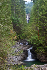 Lower and Middle Wallace Falls