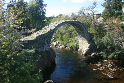 Carrbridge, Highlands.