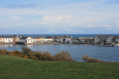 Isle of Whithorn, Galloway.