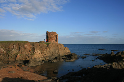 Lady's Tower, Elie, Fife.