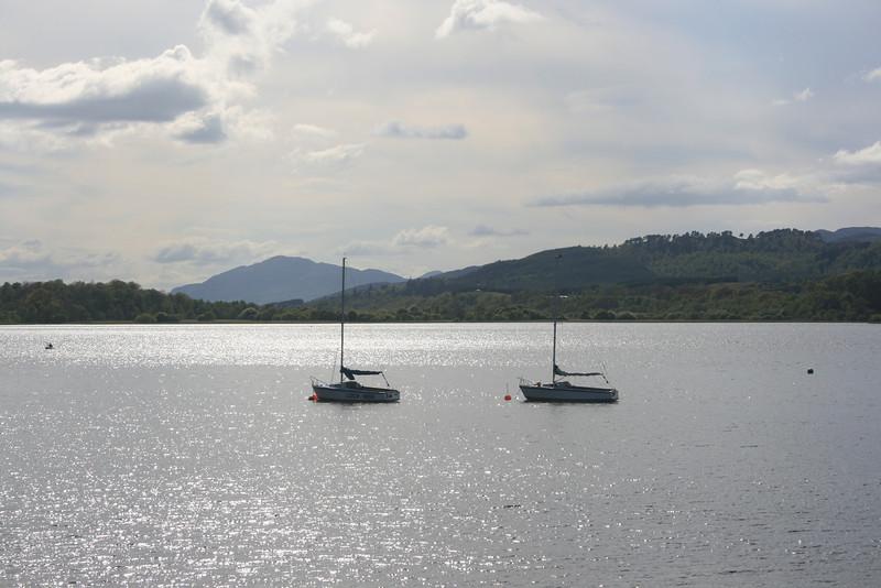 Loch Insh, Highlands.