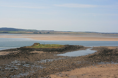 St Cuthberts Isle, Lindisfarne.