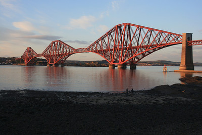 Forth Rail Bridge.