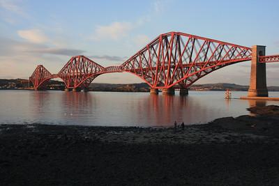 Forth Rail Bridge.