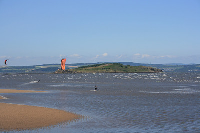 The Forth at Cramond.