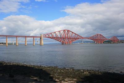 Forth Bridges.