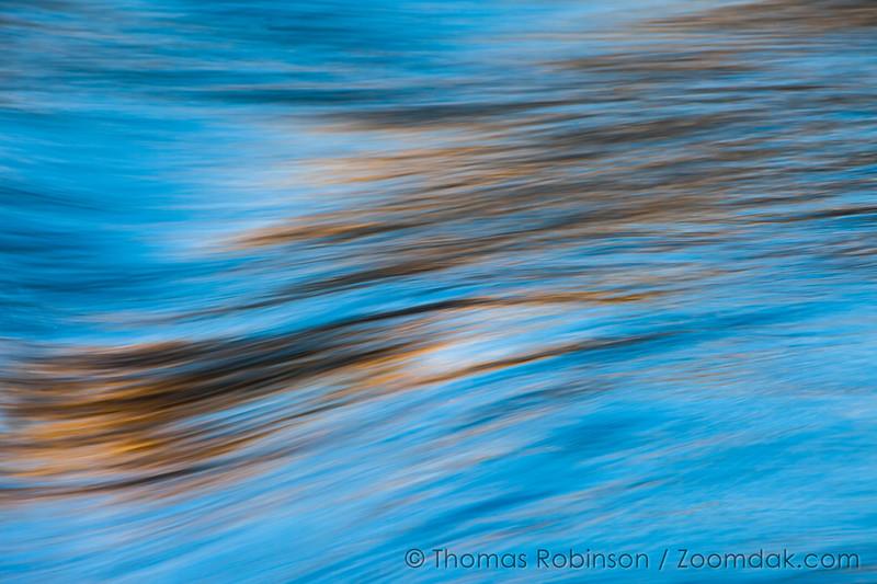 Nature Paint, Deschutes River