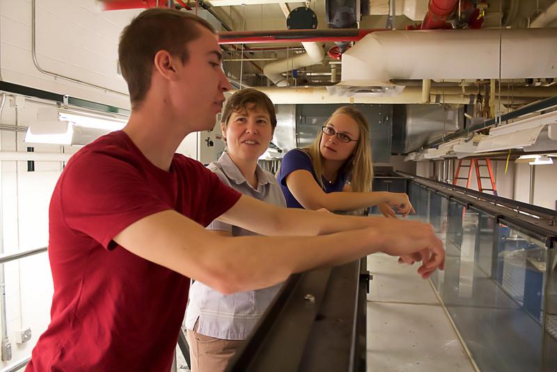 COE Hydraulics Lab