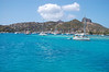 Clifton, as seen from our anchoring spot.