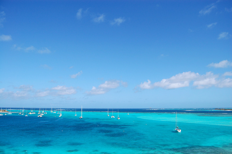 Tobago Cays from Jamesby.