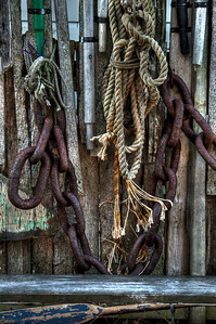 Chained to the Sea