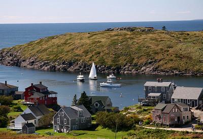 Monhegan Island Sails