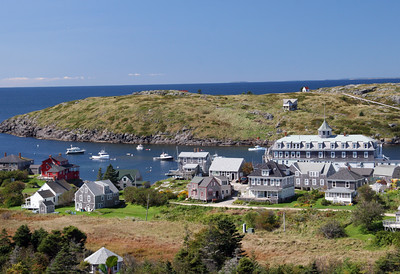 Monhegan Harbor Hotel