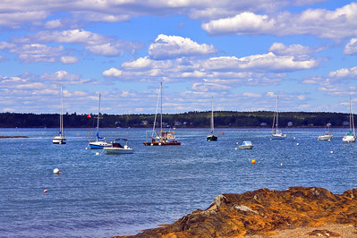 Orrs' Island, Maine #745