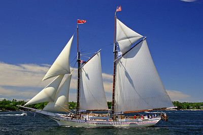 Boothbay Harbor Windjammer