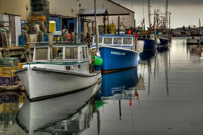 Hobson's Wharf, Portland, Maine