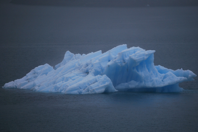 Iceberg - Tracy Arm Fjord - July 2013