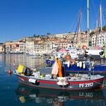 Fishing Boats, Portofino, Italy