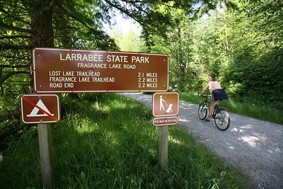Larrabee State Park
