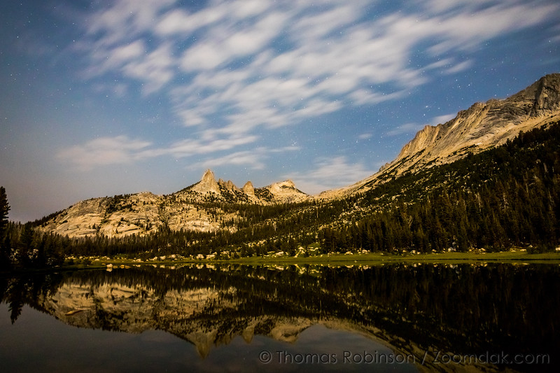 Echo Lake Starry Sky