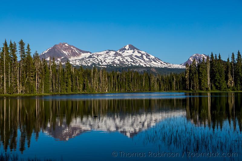Daytime View from Scott Lake