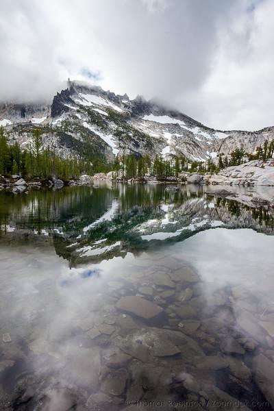 Shimmering Leprechaun Lake