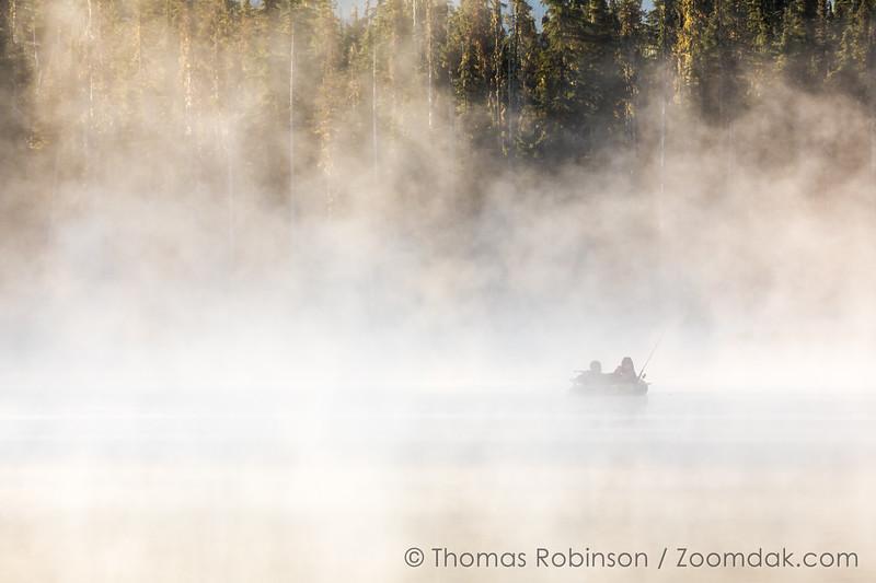 Scott Lake Fishing