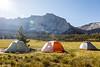 Camping at Nelson Lake