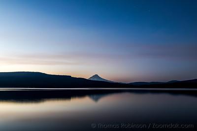 Timothy Lake Evening