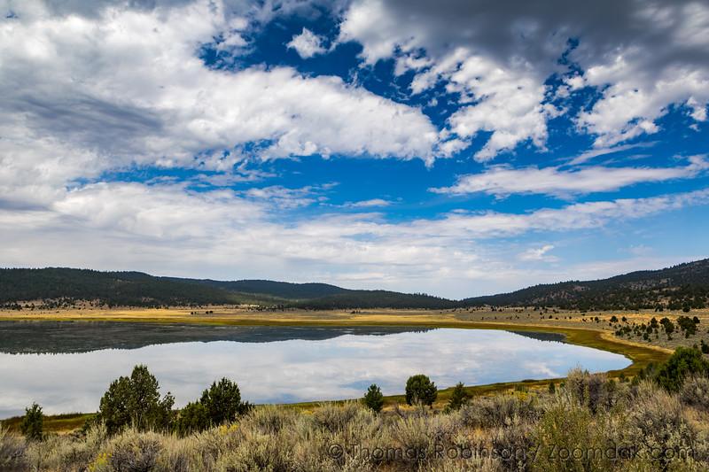 Said Valley Reservoir