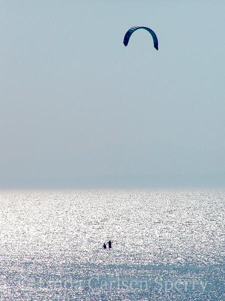 Kitesurfing Lake Champlain