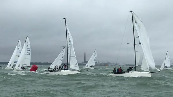 7 Topmark Set Downwind Chaos
